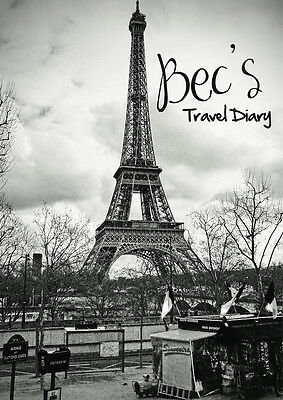 Personalised Travel diary b/w eiffel