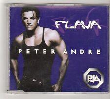 (FZ630) Peter Andre, Flava - 1996 DJ CD