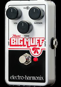 Avoir Un Esprit De Recherche Electro Harmonix Ehx Nano Big Muff Pi, Brand New In Box-afficher Le Titre D'origine