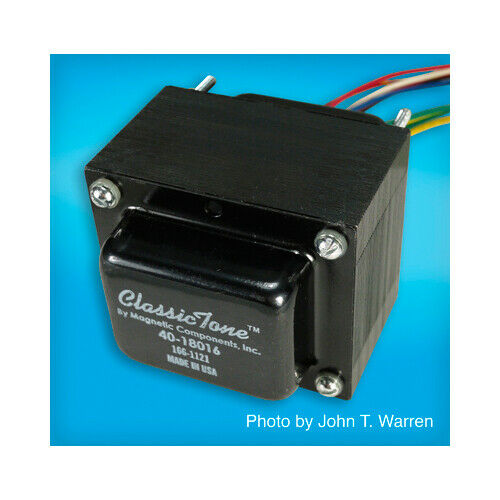 ClassicTone 40-18016 Power Transformer   20W, Fender Style Amps   Made in USA