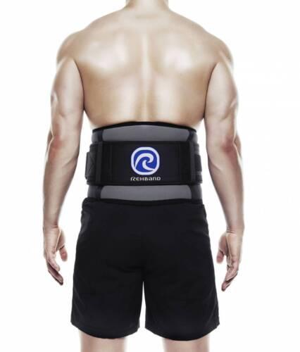 Rehband X-RX Back Support Rückenstütze Kraftsport Gewichthebergürtel NEU 17026