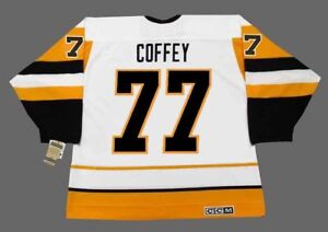 Image is loading PAUL-COFFEY-Pittsburgh-Penguins-1992-CCM-Vintage-Home- 3a62584dd