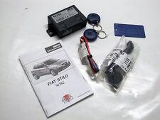 Fiat Stilo DIEBSTAHLSICHERUNG Alarmsystem Set Neu 46226084