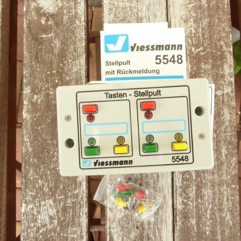Viessmann 5548 Panel de Control de Botones, Registro Retroactivo Permitida,