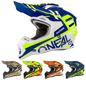 ONEAL-2-Series-RL-SPYDE-moto-cross-MX-Casco-Enduro-Trail-QUAD-OFFROAD-MOTO