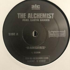 THE-ALCHEMIST-LLOYD-BANKS-BANGERS-12-034-2004-RARE-1ST-INFANTRY