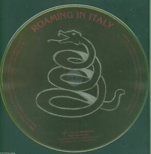 Metallica-Roaming-In-Italy-Picture-Disc-Power-Record-Label-Import