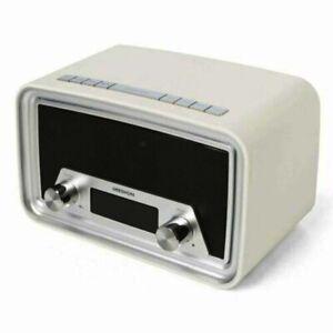 Medion-Uhrenradio-Life-E66333-Radio-MD80035-Bluetooth-Weckfunktion-PLL-UKW-weiss