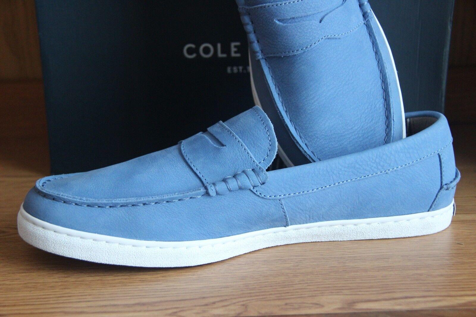 Cole Haan Nantucket Loafer Riverside Riverside Riverside blu Men Dimensione 11.5 C27891 54b80c
