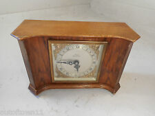 Vintage Elliott 8 day Mantel Clock  1692