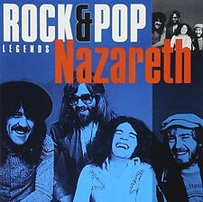 Nazareth Rock & pop legends [CD]