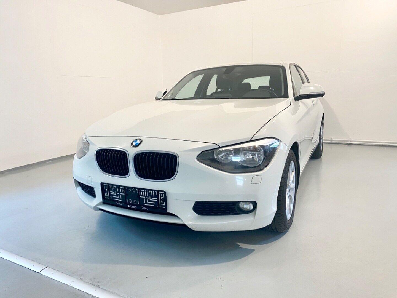 BMW 116d 2,0  5d - 99.900 kr.