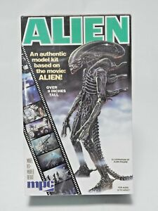 Image Is Loading MPC Alien Movie Figure 9 034 Model Kit