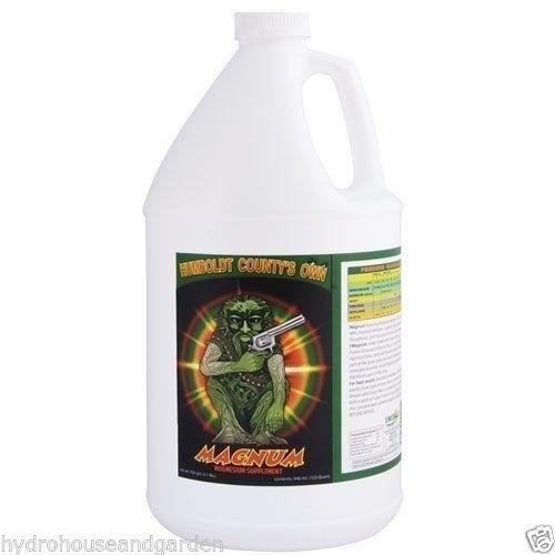 Humboldt County's Own Magnum Galones nutrientes hidroponico Fertilizante