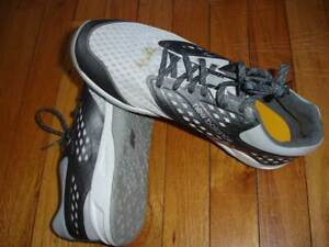 Great-condition-New-Balance-MXOOGR-Mens-Size-10-D-Grey-Shoes-minimus