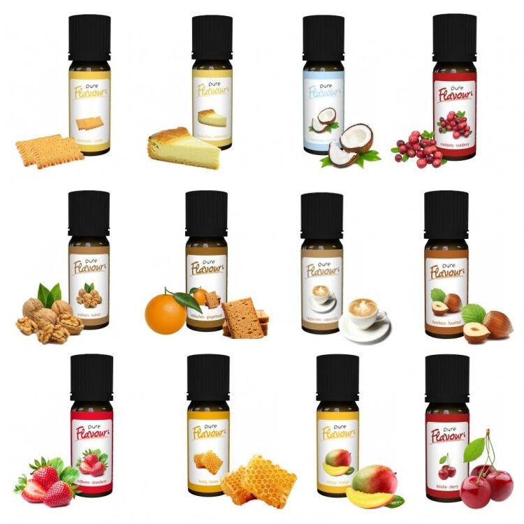 39,90 €/100ml pure Flavour alimentaire Drops arôme goutte-Flav Drops alimentaire kalorienfrei 10ml ee5f0d