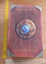 Blizzard 2013 Holiday Gift Hearthstone Sculpture MIB Signed by Game makers RARE!