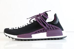 67f537f9185ca Adidas PW Pharrell Williams Human Race HOLI NMD Trail Black Purple ...