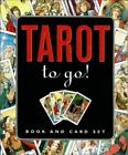 Petites Plus Editions: Tarot to Go! : Book and Card Set by Rosalind Simmons (2005, Hardcover / Kit)
