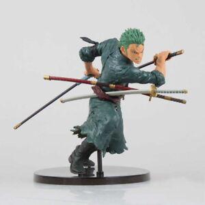 One Piece Anime bataille décisive Ver. Roronoa Zoro PVC Figure Collection en boîte