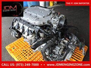 2003 2004 ACURA MDX 3.5L SOHC V6 VTEC NON VCM ENGINE ONLY ...