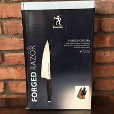 item 2 j a henckels forged razor 15 piece knife nib j a henckels forged razor 15 piece knife - Ja Henckels
