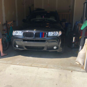 2008 BMW X3 m package