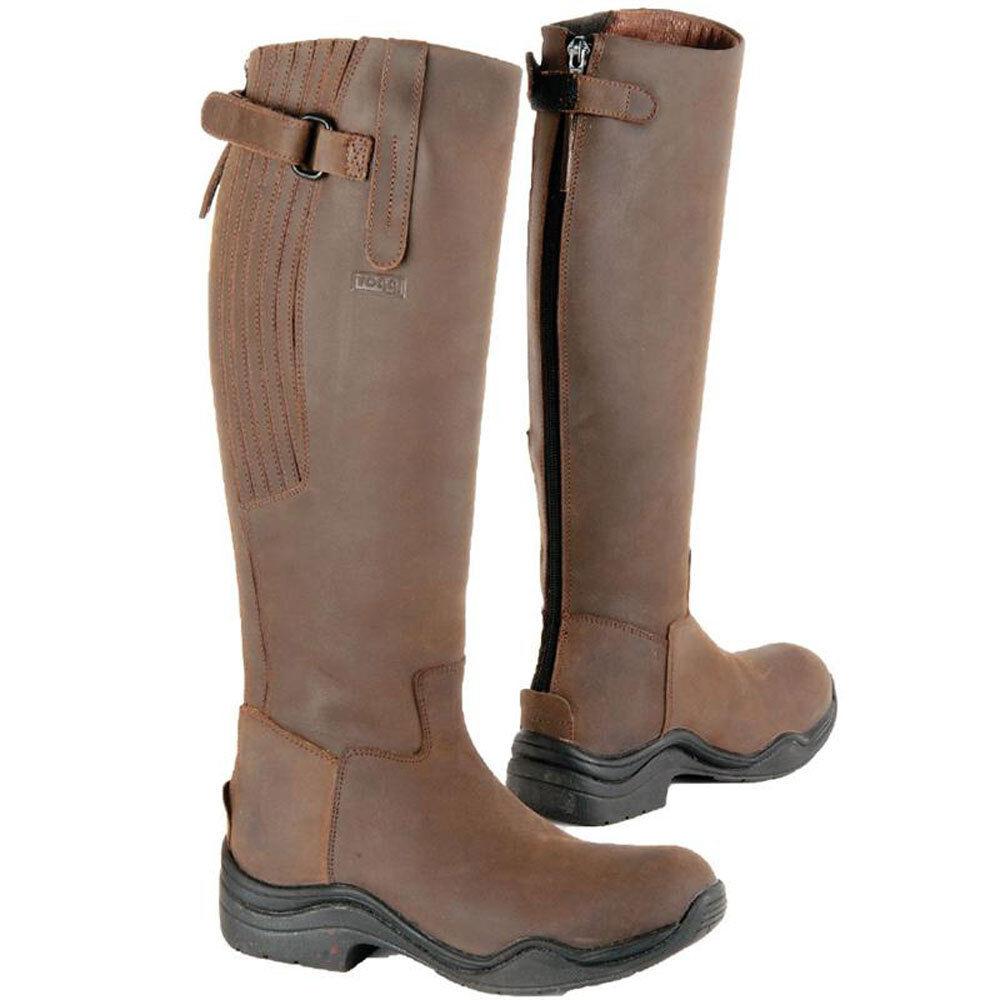 Toggi Calgary Cheeco Riding Boot. Wide Leg Fitting - SAVE - RRP .00