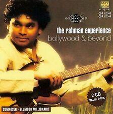Bollywood & Beyond ... The Rahman Experience Cd