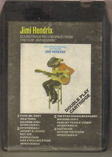 Jimi Hendrix  Soundtrack hard to find 8 track tape   1973    Canada ? Untested