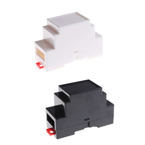 88-37-59mm-Plastic-Electronics-Box-Project-Case-DIN-Rail-Junction-Box-NTAT