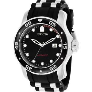 Invicta-23626-Pro-Diver-Suba-Automatic-Date-Black-Poly-Strap-Mens-Watch