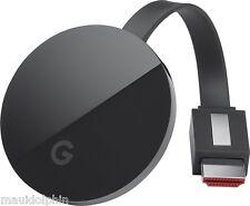 2016 Google - Chromecast Ultra - Black-4K ✔✔ Brand New ✔✔ FREE SHIPPING