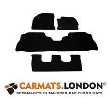 Toyota Prius Plus (7 Seater) 2012 - 2016 Tailored Fitted Car Floor Mats Black