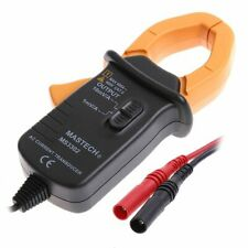 Mastech Ms3302 Ac Current 01a 400a Clamp Meter Transducer True Rms