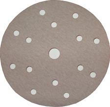 Anzeige Klettscheiben 25x Excenterschleifpapier Schleifscheiben 15Loch150mm K320