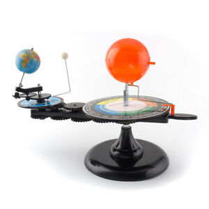 Solar System Sun Earth Moon Orbital Planetarium Model Kids ...