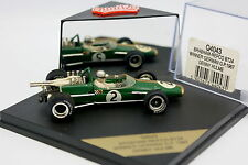 Quartzo 1/43 - F1 Brabham Repco BT24 Winner German  GP 1967 Hulme
