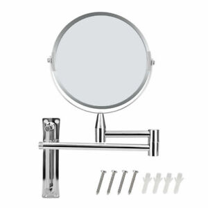 5X-Magnifying-Makeup-Mirror-Wall-Mounted-Hotel-Bathroom-Makeup-Mirrors-7-inch