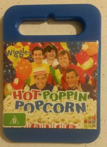 1 of 1 - THE WIGGLES: Big, Big Show! + Hot Poppin' Popcorn (Region 4) DVD