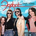 Drivin' Wheels: Best of 1972-1982 by Foghat (CD, Nov-2014, 2 Discs, Raven)