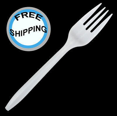 Case of 600 Daxwell Polypropylene Medium Weight 5.5 Soup Spoon White Recyclable