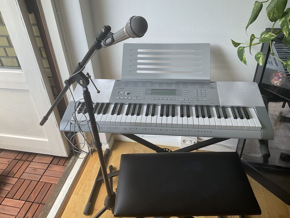 Keyboard, Casio LK-280