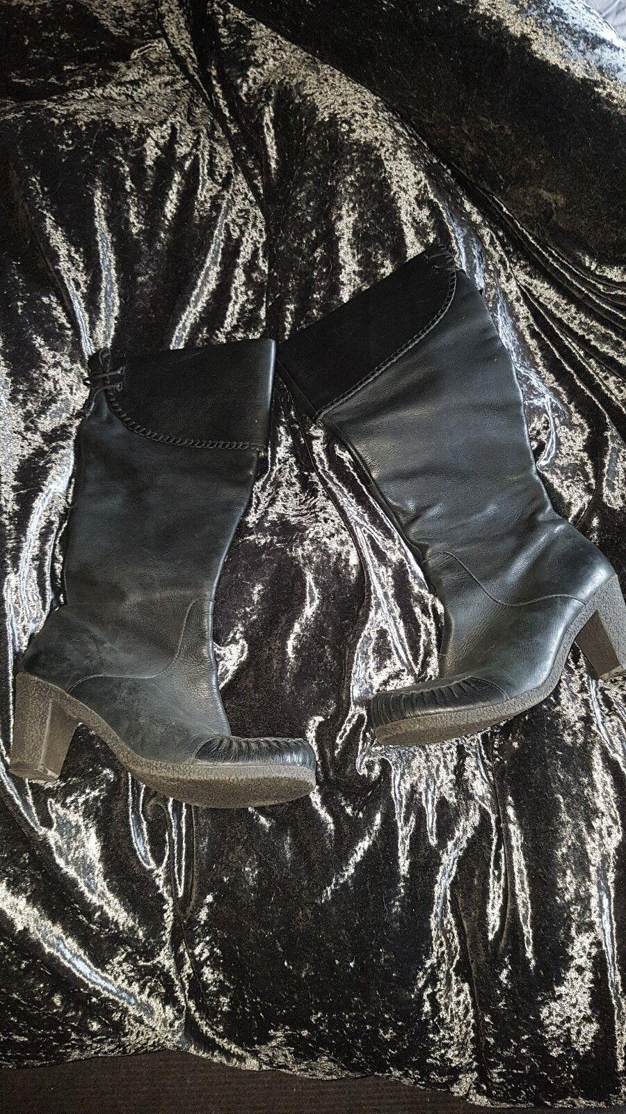 clarks Leder boots Günstige und gute Schuhe