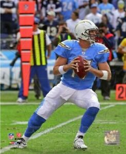 Philip Rivers San Diego Chargers 8x10 Photo AAOD064
