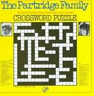 Crossword Puzzle 0886972392523 by Partridge Family CD