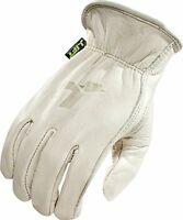 Lift Safety 8 Seconds Gloves (off-white, Large), New, Free Shipping