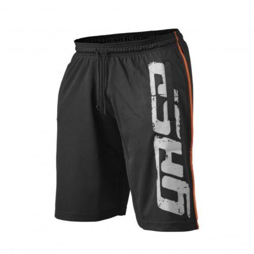 GASP Pro Mesh Short Krafttraing-Short Fitness-Short Kurze Baumwoll-Hose