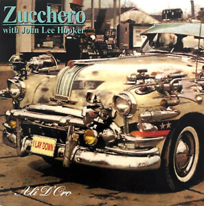 Zucchero-With-John-Lee-Hooker-CD-Single-I-Lay-Down-Promo-EX-M