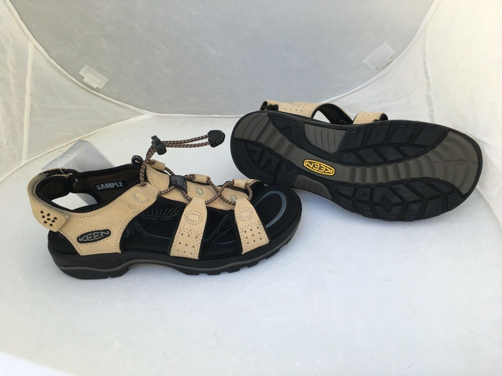 Women's Keen  Water Hiking Comfort Comfort Comfort Sandals shoes sz 7 155acf
